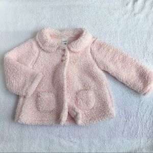 Carter's Girls Pink Jacket, 18 Month Coat